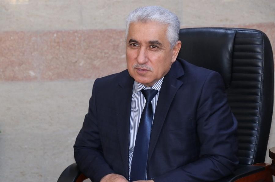 رئيس الجامعة يستقبل عدداً من اعضاء مجلس النواب العراقي عن محافظة كركوك