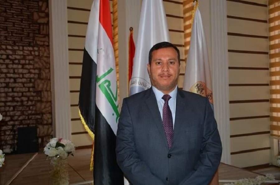 تدريسي بكلية القانون والعلوم السياسية يشارك في مناقشة اطروحة دكتوراه بجامعة الموصل