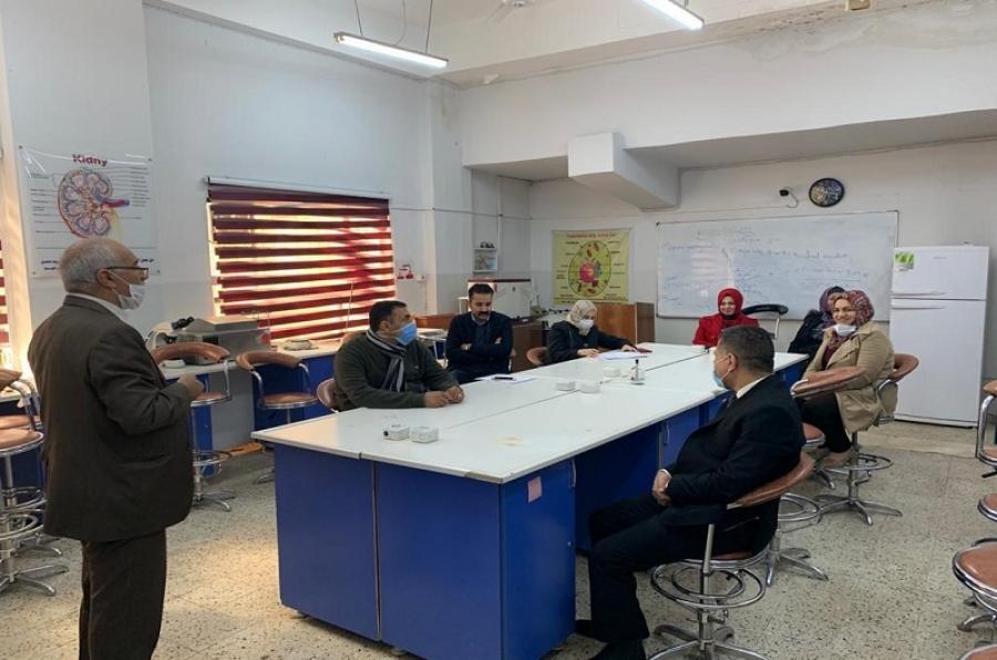 محاضرة في كلية الطب البيطري تناقش مستقبل الطب البيطري في العراق