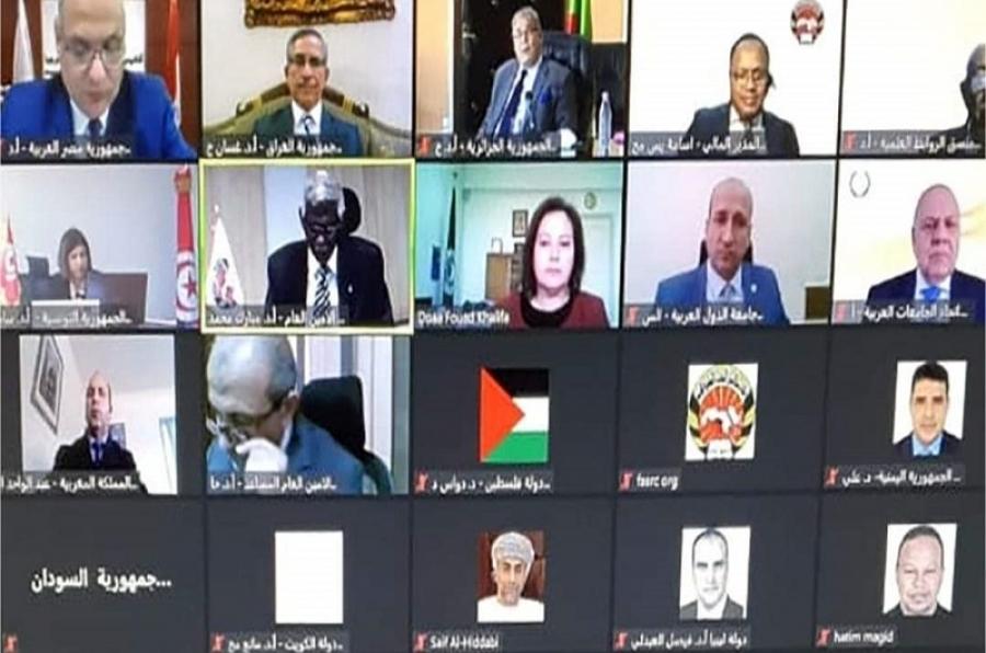 العراق يشارك في اجتماع اتحاد مجالس البحث العلمي العربية ويوصي بزيادة البحوث المشتركة
