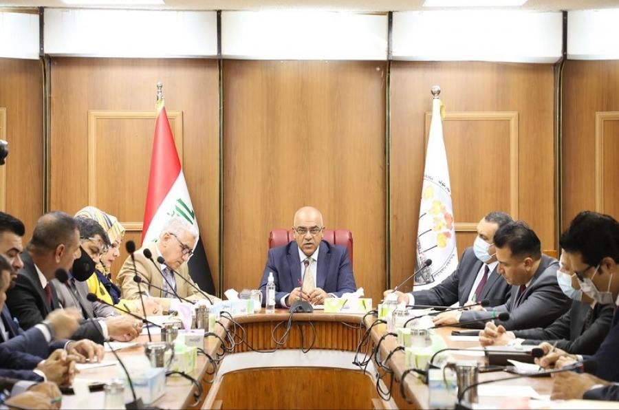 وزير التعليم يوجه بدراسة مشروعي جامعة الحويجة وجامعة تقنية مختصة في كركوك