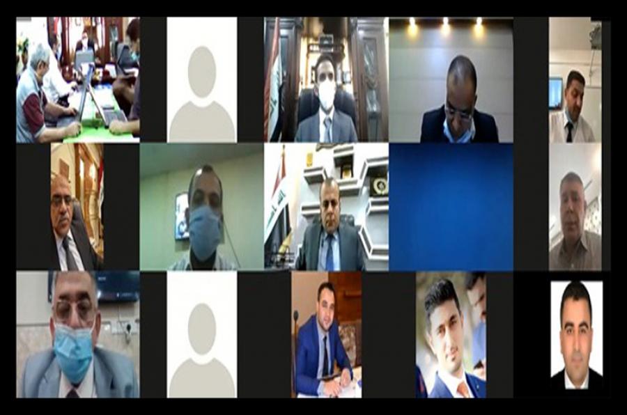 وزير التعليم يتابع الامتحانات الإلكترونية في الجامعات والكليات الحكومية والأهلية