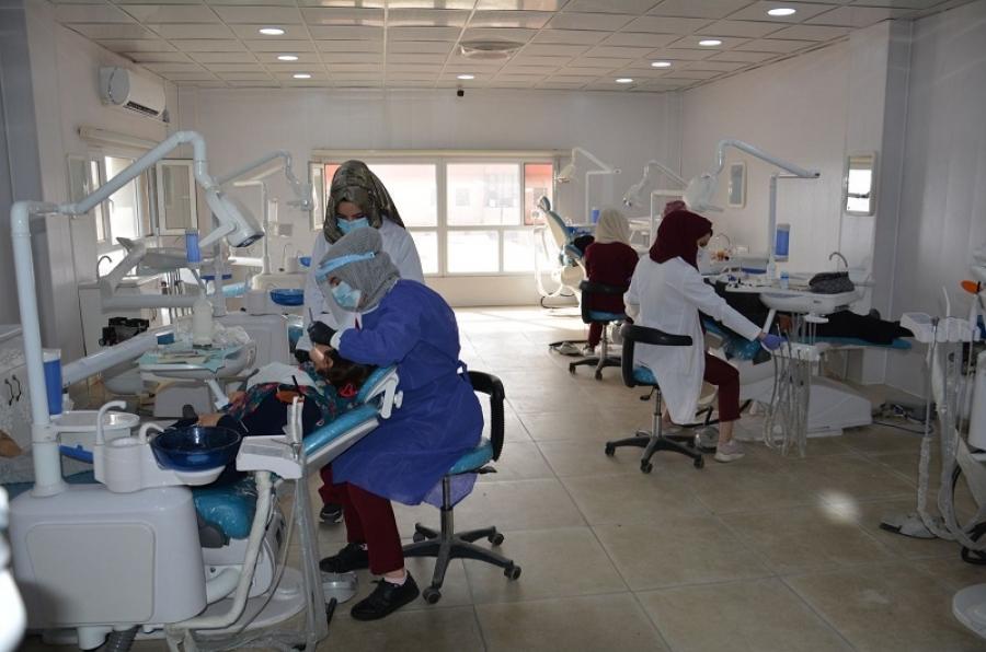 طب الاسنان تمدد فترة التدريب الصيفي لغاية آخر تشرين الثاني الجاري
