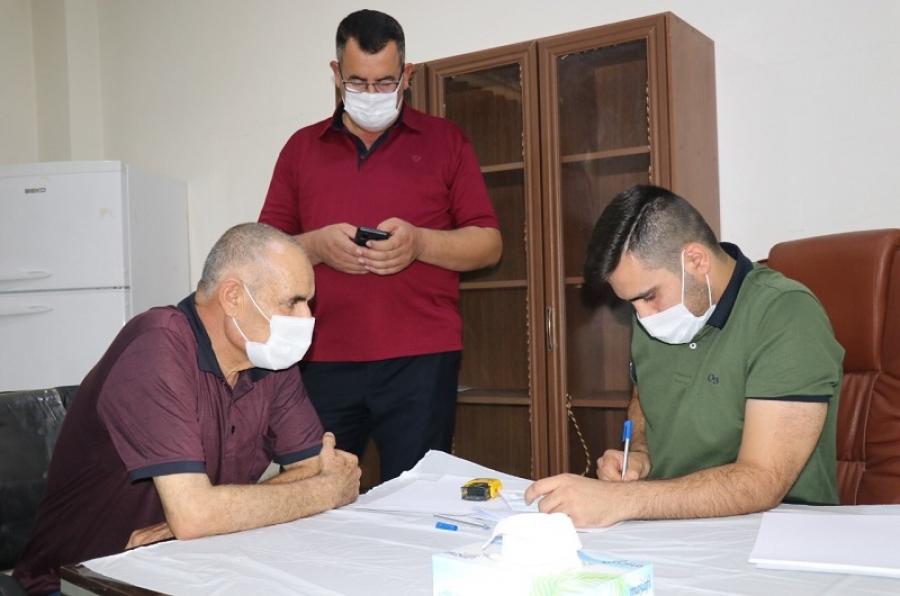 افتتاح منفذ للتلقيح ضد فيروس كورونا في جامعة كركوك