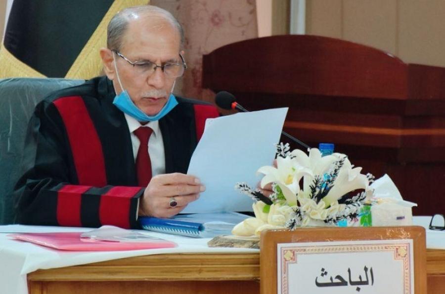 رسالة ماجستير في جامعة كركوك  تناقش الممهدات وقيمها الوظيفية في الجمل القرآنية