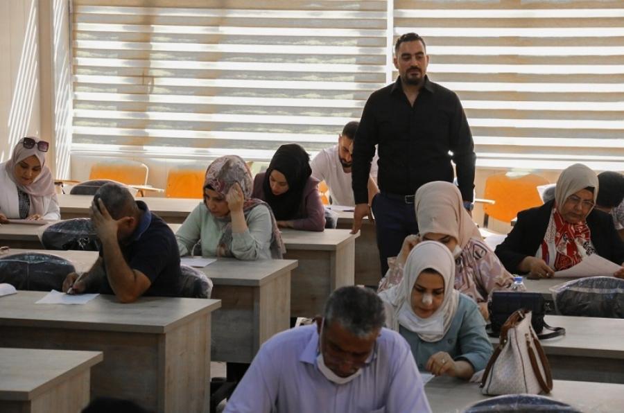 جامعة كركوك تختتم الدورة الخامسة والسبعون لسلامة اللغة العربية