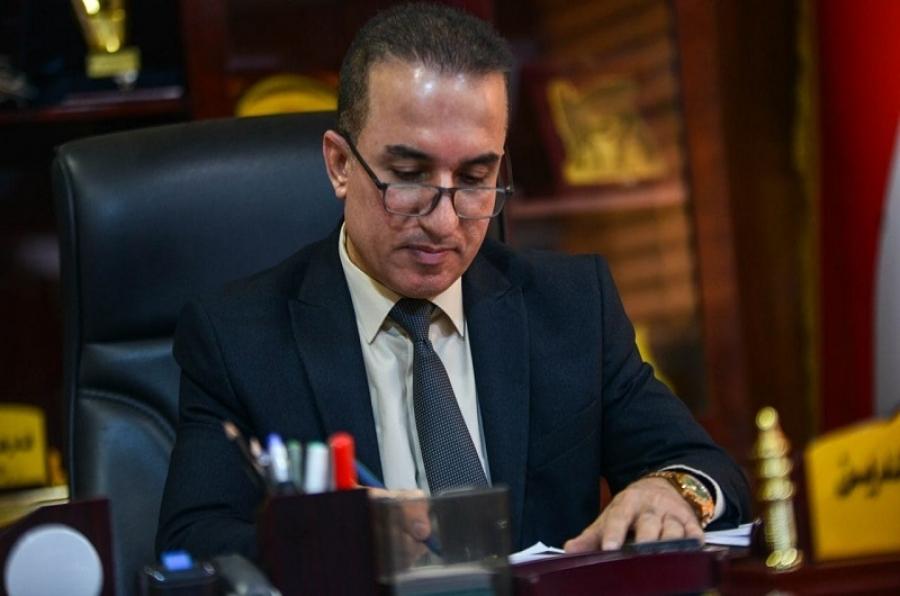 عميد كلية التربية للعلوم الإنسانية يشارك في اجتماع لجنة عمداء كليات التربية في الجامعات العراقية