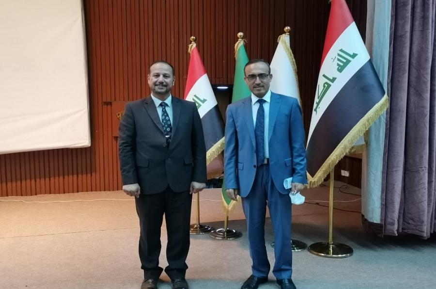 جامعة كركوك تشارك في اعمال ورشة وزارية حول التصنيف العراقي للجامعات العراقية في الجامعة المستنصرية