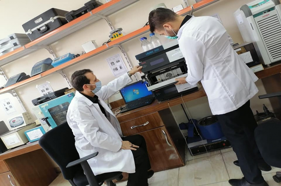 The College of Science Supplies Its Laboratories with High Performance Gaseous Chromatographic Check Devices