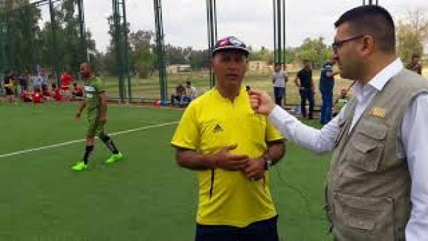 في بطولة خماسي كرة القدم في جامعة كركوك: منتخب مديرية الاقسام الداخلية يفوز على منتخب كلية القانون